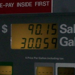 Nauseating Gas Prices